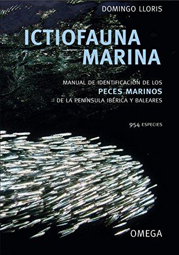 Descargar Libro Ictiofauna Marina de Domingo Lloris Samo