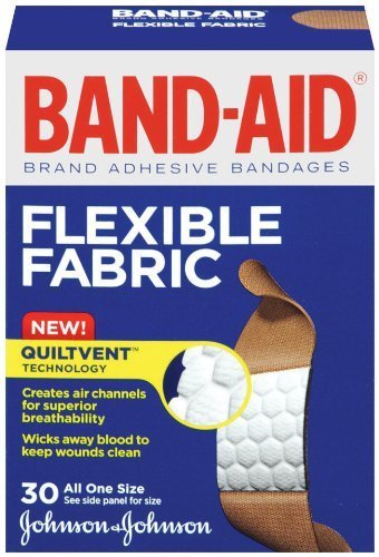 band-aid-brand-adhesive-bandages-flexible-fabric-30-count-pack-of-2-by-band-aid-beauty-english-manua