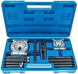 Vetrineinrete/® Estrattori per cuscinetti 3 pezzi misure 75 100 150 mm estrattore meccanico regolabile per pignoni ingranaggi con bracci A33