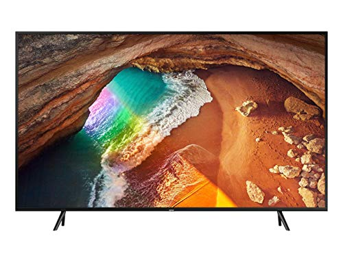 """Foto Samsung QE55Q60RATXZT Serie Q60R (2019) QLED Smart TV 55"""", Ultra HD 4K, Wi-Fi, Nero"""