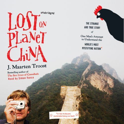 Lost on Planet China  Audiolibri
