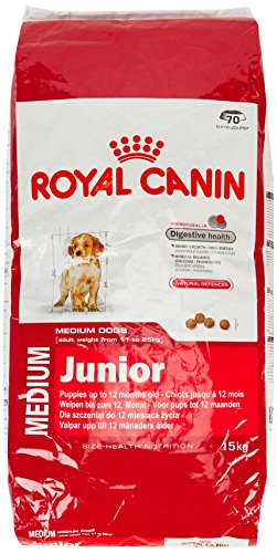 Royal Canin 35217 Medium Junior 15 kg - Hundefutter