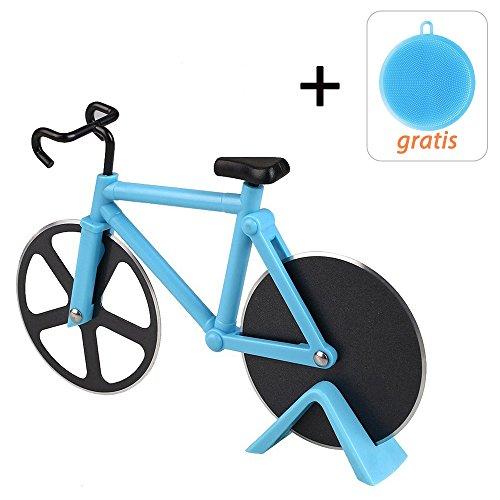 Fahrrad Pizzaschneider, 100% Essen Grade...