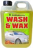 Silverhook SGWW5RA concentrato Wash Wax Shampoo auto, 5 l