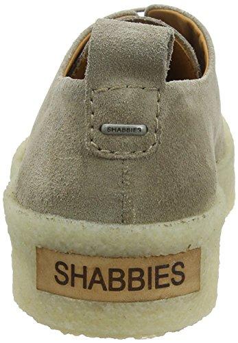Shabbies Amsterdam Shabbies Schnürer, Scarpe Stringate Derby Donna Beige (Beige)
