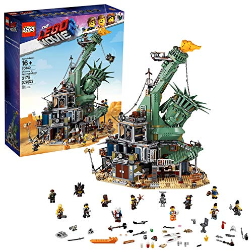 LEGO The Movie 2 70840 Confidential Multicolore
