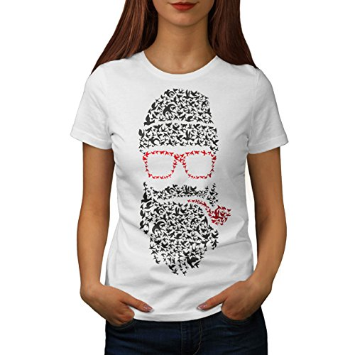 Weihnachtsmann Beute Cool Weihnachten Damen S-2XL T-shirt | Wellcoda White