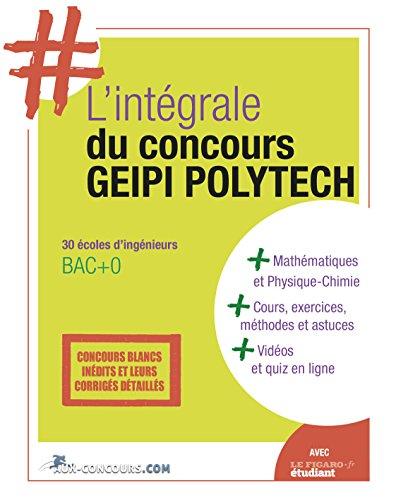 #L'Intégrale Geipi Polytech - 3e é...