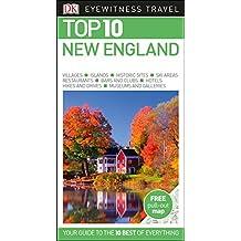 Top 10 New England (DK Eyewitness Travel Guide)