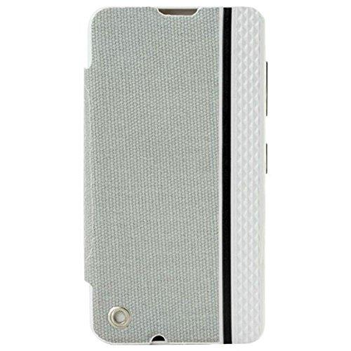 Mozo 530SGR Book Sneaker Schutzhülle für Nokia Lumia 530 grau