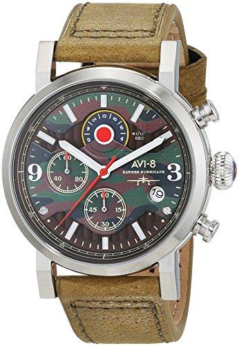 AVI-8 - Unisex Watch - Hawker Hurricane AV-4041-06