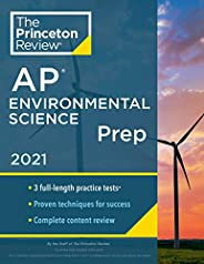 Princeton Review AP Environmental Science Prep, 2021