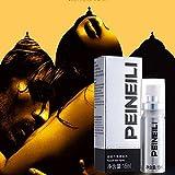 Quaan Verlängerung Verzögerung ätherisches Öl Penisvergrößerung für Bessere Empfindung und Höhepunkt Penis (15ml, Multicolor)
