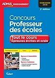 Concours Professeur des écoles - Tout le cours - Épreuves écrites et orale - CRPE 2015