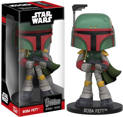 Wobbler - Star Wars: Boba Fett