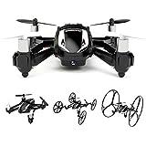 GoolRC UdiR/C U841 Drone con Cámara HD 4CH 6-Axis Gyro RC Quadcopter 4 en 1 Anfibio Aire-tierra RTF UFO con Modo Interruptor de Velocidad Flip