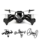 GoolRC Udi RC U841 U841-1 2,4 G 4CH giroscopio a 6 assi RC Quadcopter 4 in 1 RTF anfibio aria-terra UFO con telecamera HD velocità Interruttore modalità terreno capovolgere la modalità