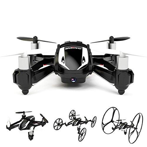 GoolRC UdiR/C U841 Drone con Cámara HD 4CH 6-Axis Gyro RC Quadcopter...