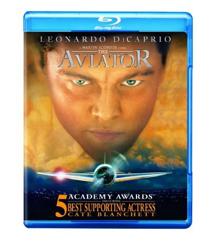The Aviator [Blu-ray] by Leonardo DiCaprio