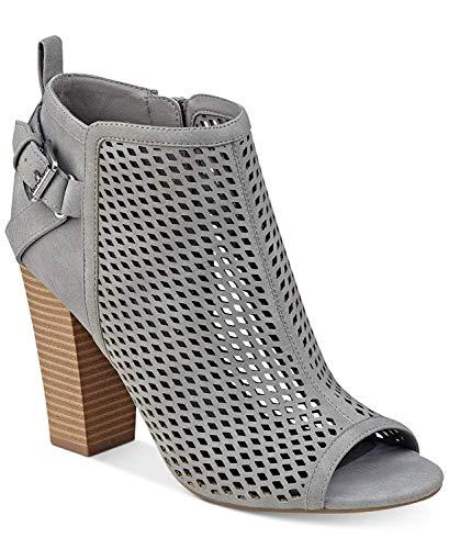 Guess G by Frauen Jarzy Geschlossener Zeh Fashion Stiefel Grau Groesse 6.5 US /37.5 EU
