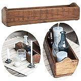 LS-LebenStil Allzweckkiste Aufbewahrung Unika 30cm Holzbox Holzkiste Deko-Kiste...