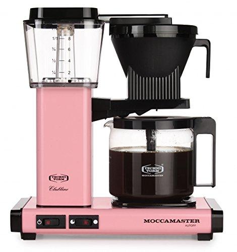 Moccamaster KBG 741 AO Independiente - Cafetera (Independiente, Cafetera de filtro, Negro,...