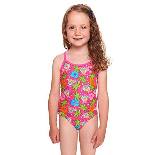 Zoggs-Mdchen-s-Carnival-Yaroomba-Floral-Schwimmen-Anzug