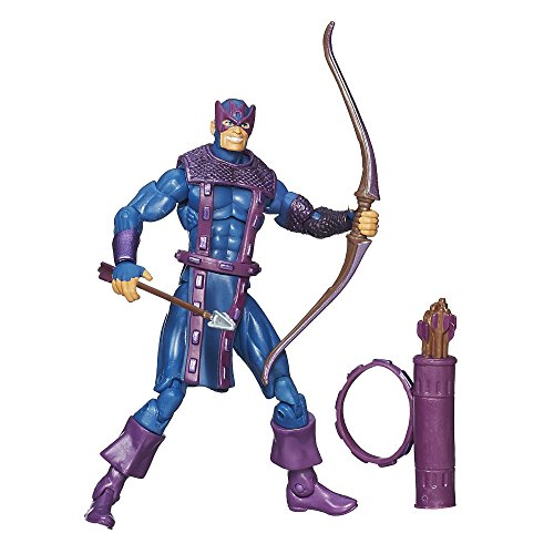 Marvel Infinite Series Marvel's Hawkeye Actionfigur -