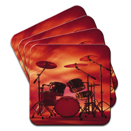 rocking-rock-band-drum-set-with-cymbals-set-of-4-coasters