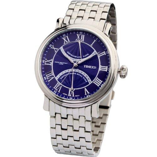 Time100 w80005g.01a - orologio da polso, uomo, acciaio inox