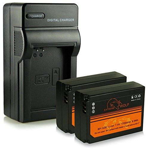 caricatore-2x-extremewolf-batteria-ed-bp1030-per-samsung-nx200-nx210-nx300-nx300m-nx310-nx500-nx1000