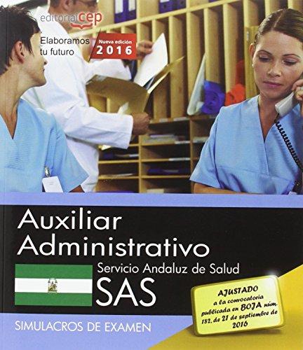 auxiliar-administrativo-servicio-andaluz-de-salud-sas-simulacros-de-examen