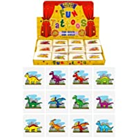 Henbrandt Assorted Tattoos - Pack of 120 Tattoo