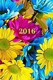 eBook Gratis da Scaricare Calendario Scadenzario 2016 1 Settimana Per 2 Pagine Copertina Fiori Volume 4 (PDF,EPUB,MOBI) Online Italiano