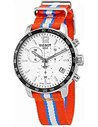 Tissot–Reloj Hombre Tissot Quickster NBA Oklahoma City Thunder t0954171703714pulsera NATO–t0954171703714