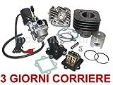 50cc CILINDRO TESTA + CARBURATORE KIT COMPLETO per AEON MINI KOLT 50 - Unbranded - amazon.it