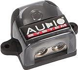 Audio System Z-DB6 - AUDIO SYSTEM HIGH-END 3-fach Verteilerblock