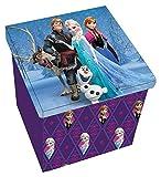 p:os 25025 Disney Frozen All Friends Aufbewahrungshocker, ca. 30 x 30 x 30 cm