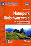 Hikeline Wanderführer Naturpark Südschwarzwald. Die 50 schönsten Touren im Südschwarzwald, 1 : 50 000, wasserfest und reißfest, GPS zum Download