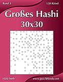 Großes Hashi 30x30 - Band 3-159 Rätsel