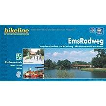 bikeline Radtourenbuch: Ems-Radweg. Von den Quellen zur Mündung. Mit Dortmund-Ems-Kanal. 1: 50.000, 380 km, GPS-Tracks Download