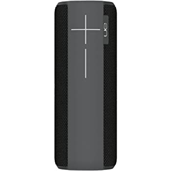 Ultimate Ears Megaboom, Altoparlante Wireless Bluetooth, Ossidiana