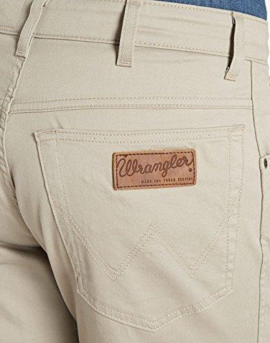 Wrangler - Jeans Wrangler Texas Metal Bleu