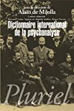 Dictionnaire international de la psychanalyse - (en 2 volumes sous coffret)