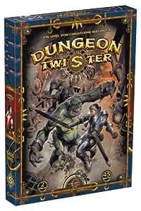 Asmodée - jeu de société - Dungeon Twister (Allemand)