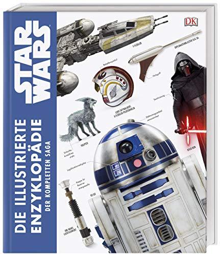 Star Wars™ Die illustrierte Enzyklopädie der kompletten Saga