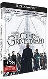 Les Animaux fantastiques : Les Crimes de Grindelwald [4K Ultra HD + Blu-ray 3D + Blu-ray - Édition boîtier SteelBook limitée] [4K Ultra HD + Blu-ray 3D + Blu-ray - Édition boîtier SteelBook limitée]