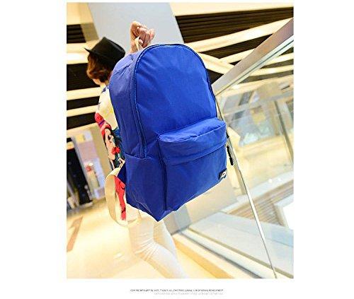 Gaorui, Borsa a zainetto donna Blu (blu)