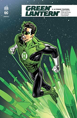 Green Lantern Rebirth, Tome 3