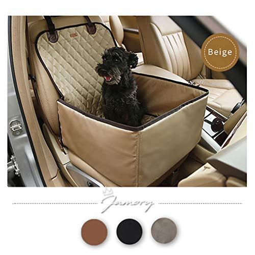 Jamory Hundedecke Seitenschutz Sitzbezüge Hund Autosit… | 00707516819422
